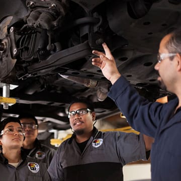 automotive specialist training program - school CET