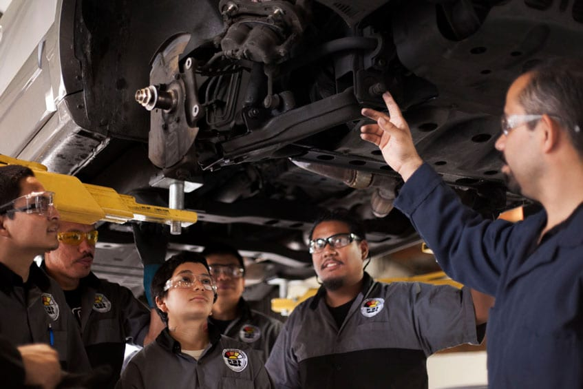 Automotive Specialist - Training Program