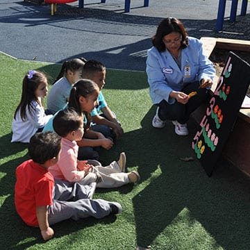 childcare center for employment training