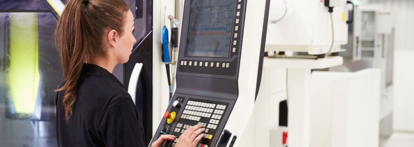 Machinist Technology/CNC - Center for Employment Training